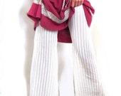 Pin Stripe Delight Funk Pants