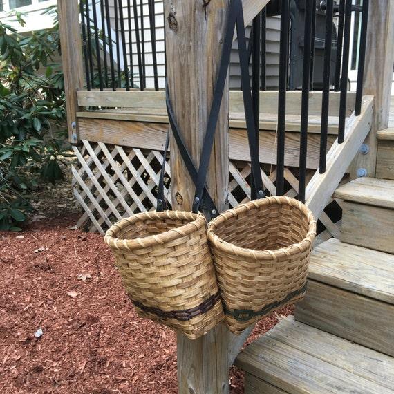 Basket Weaving Kits : Basket weaving kit berry picking