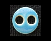 Handmade Ceramic Buttons: Vintage Lingerie Style
