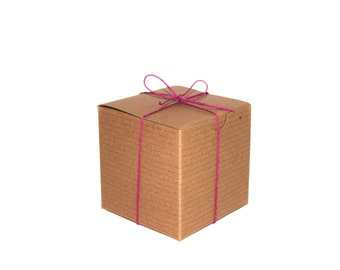 Add Eco Friendly Gift Wrapping