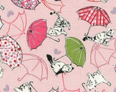 Radiant Girl Fabric by Lecien - 49180-20 Light Pink - 1/2 or 1 yard