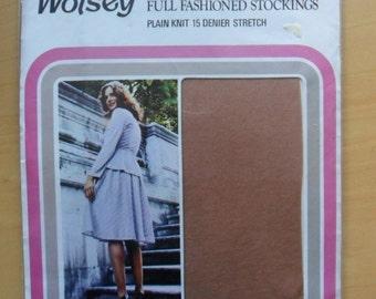 Vintage Wolsey Seamed Stockings
