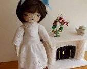 Crochet Bleuette Doll