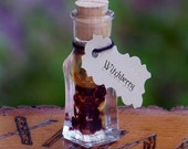 "WITCHBERRY™ ""Artisan Alchemist""™ Herbal Resin Oil w/ Blackberry, Frankincense, Hawthorn Berry, Bosenberry, Bilberry, Cranberry Vanilla Sugar"