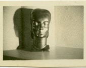1930s ABSTRACT Modern Statue of Woman - snapshot 807-A