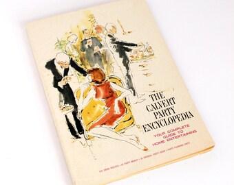 Vintage Calvert Party Entertaining Book Guide
