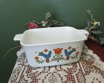 Corning Ware Country Festival 1 1/2 Quart