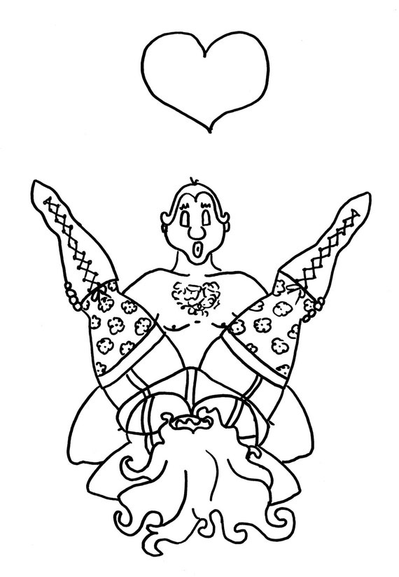 the eagle sexy coloring pages for adults from the chubby art cartoon colouring book for sex maniacs 50 kama sutra positions - Sexy Coloring Book