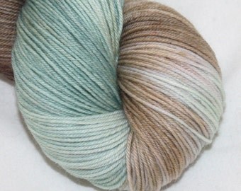 I Wanna Be A Cowboy--Alley Cat--SW merino/nylon