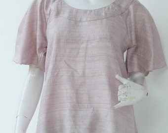 CLEARANCE SALE--M557--Nice and simple (Blouse)