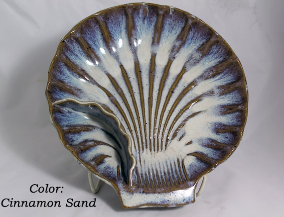 Scallop Serving Dish