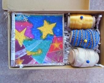 Ribbon and Gift Tag Boxed Set