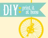 DIY Printable Invitation