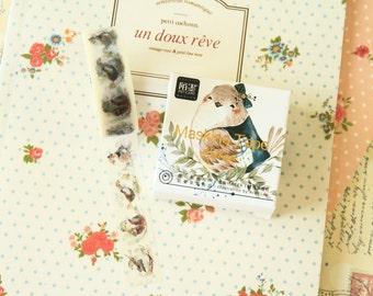 Cutie Bird washi masking tape