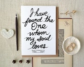 Bride to Groom Card. Groom to Bride Card. Wedding Day. I have found Card. SC181
