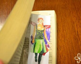 Marjoram Ostara (Fae and Furious) Bookmark