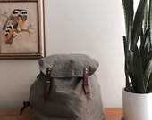 4 x Vintage Swedish Military Packs