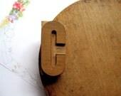 Vintage Letterpress Letter C Printers Block C Initial Alphabet Letter Wood Type Industrial Stamp C Name Graphics Home Decor Collection