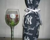 New York Yankees Wine Bottle Bag, Gift Bag