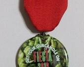 Get Your Guacamole On! 2016 San Antonio Fiesta Medal