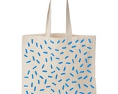 MEMPHIS Screen printed cotton tote bag - Limited edition
