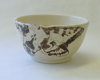 Death's Head Moth Lithographed Bowl