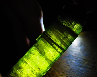 GEMMY Watermelon Tourmaline   - Balance, Female and Male Energy, Negative Transmute to Positive, Passion, Awakening, Romance, True Love, Joy