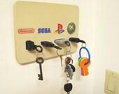 Video Game Plug Key Chain...