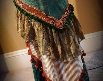 Woodland Fairy Festival Over-Skirt Belt