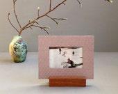 Valentine Frame, Heart Frame, Pink Frame, Girlfriend Gift, Wife Gift