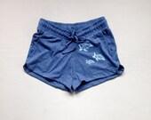 follow me Sea Turtles Shorts, Yoga Shorts, Running Shorts, Workout Shorts, S,M,L,XL