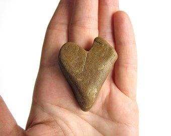 Heart Shaped Stone - Valentines Day Gift