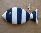 Outdoor Pillow - CIJ Sale - Pool Pillow - Beach Decor - Cabana Stripes - Outdoor Fabric