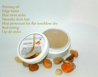 Herbal Hair Wax
