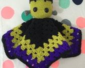 Custom Crochet Lovey