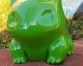 Bulbasaur Planter Smooth Finish 3D Printed Pokemon Fan Art