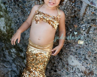 Mermaid Crown - Shell Crown - Gold Crown - Bridal Crown - Bridal Headpiece - Mermaid Costume.