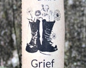 Grief Relief Aromatherapy Inhaler - Bright + Unlifting