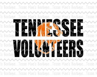 Knockout, Smokey, Tennessee, SVG, DXF, EPS, Instant Download, Digital Design,