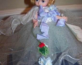 Christmas Past-Christmas Carol Madame Alexander 8 inch doll