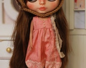 Overalls for Blythe Doll