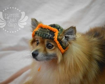 Pet Trapper Hunter Beanie (XS-XL) Any Colors