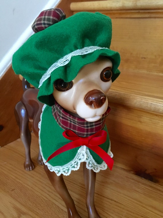 Christmas outfit by FiercePetFashion
