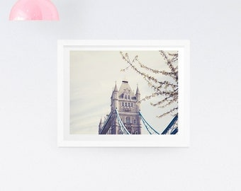 London Photography Print - Tower Bridge Print