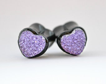 Shrinking Violet Plugs 10mm CLEARANCE