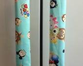 Tsum Tsum Print Fridge Handle Cover Set of 2, Cotton, Free Shipping