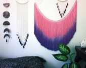 SALE -- Mermaid Daydreams Fringe Hanging