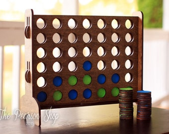 Circles Connect 4 Game