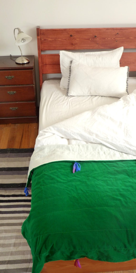Emerald Green Blanket King Bedding Queen By