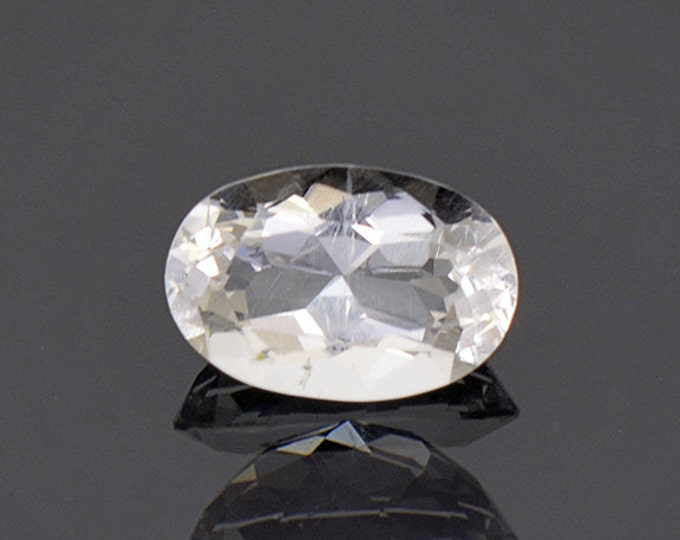 SALE EVENT! Nice Rare Pollucite Gemstone from Afghanistan 2.37 cts.